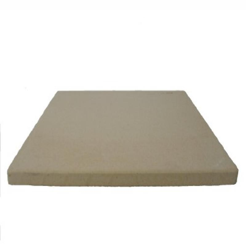 15 X 15 X 1 Square Industrial Pizza Stone by
