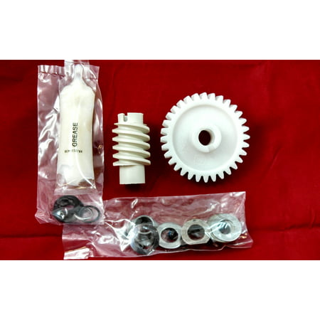 41A2817 Liftmaster Garage Door Opener Drive Gear fits 41C4220A Kit and Sears Craftsman replacement for 1/2 hp and 1/3 hp chain