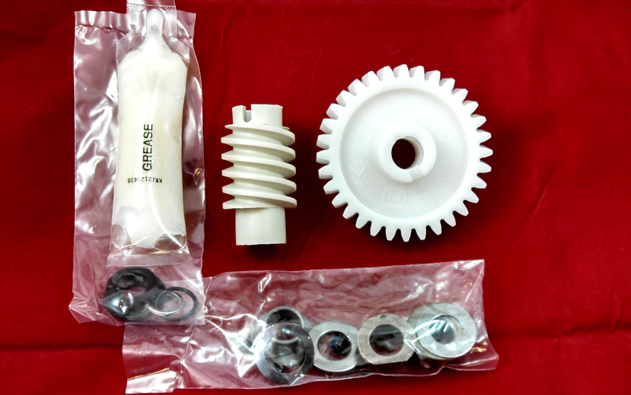 41A2817 Liftmaster Garage Door Opener Drive Gear Fits 41C4220A Kit And  Sears Craftsman Replacement For 1