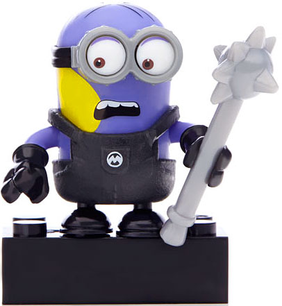 Mega Bloks Despicable Me Mystery Minions Series 1 Dave Minifigure