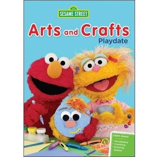 Sesame Street: Arts And Crafts Playdate by