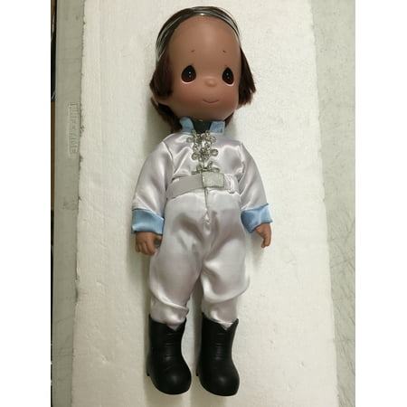 Precious Moments Cinderella Movie Prince Charming Doll #5926 (Prince Charming And Cinderella Costumes)