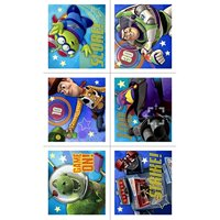 Toy Story Game Time Stickers (4 Sheets) [Toy]