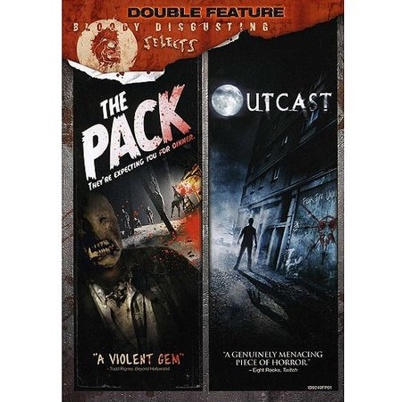 Bloody Disgusting Double Feature: The Pack / Outcast (Widescreen)