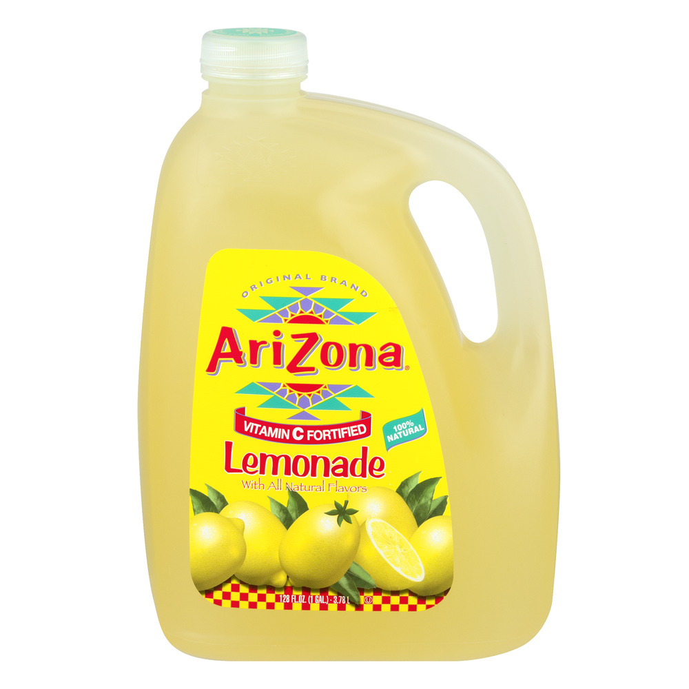 Arizona Lemonade, 128.0 FL OZ