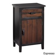 Gallerie Décor Gallerie Decor Adirondack One-drawer One-door Cabinet