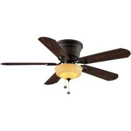 Upc 082392369453 Hampton Bay Lynwood 52 In Indoor Oil Rubbed Bronze Ceiling Fan With Light