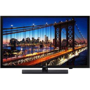 """Samsung 690 32"""" 1080p Smart LED-LCD TV 16:9 HDTV Black Hairline HG32NF690GFXZA"""
