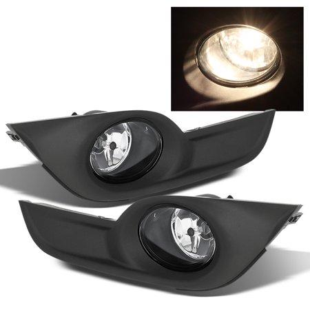- Fits 2013-2015 Altima Sedan Bumper Fog Lights Lamp +Switch Replacment Left+Right