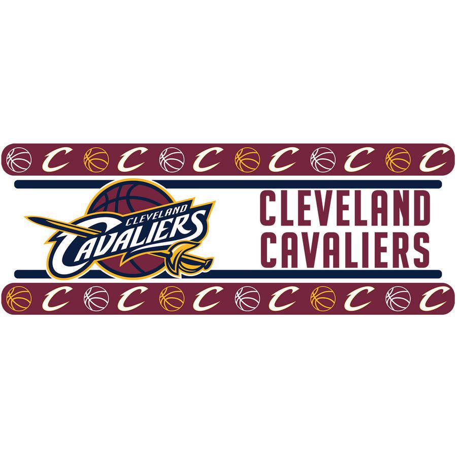 NBA Cleveland Cavaliers Wall Border