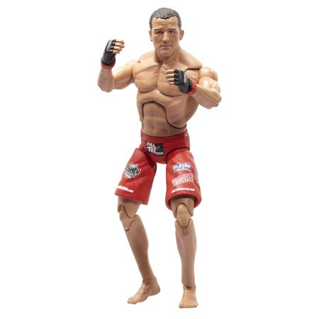 Matt Hamill Ultimate Fighter UFC Deluxe Series # 5 The Hammer MMA Action Figure Deluxe Ultra-Flex Articulation Toy Mixed Martial Arts Merchandise Memorbilia Collectible UFC#96 Jakks