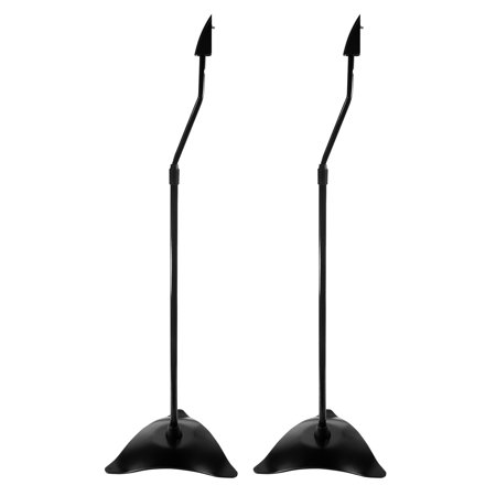 Ematic Speaker Stands with 6.6 Lb (Quik Lok Speaker Stand)