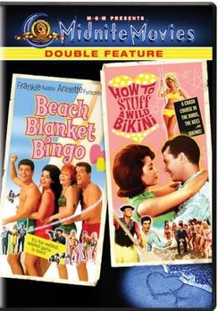 Beach Blanket Bingo   How to Stuff a Wild Bikini (DVD) by Mgm