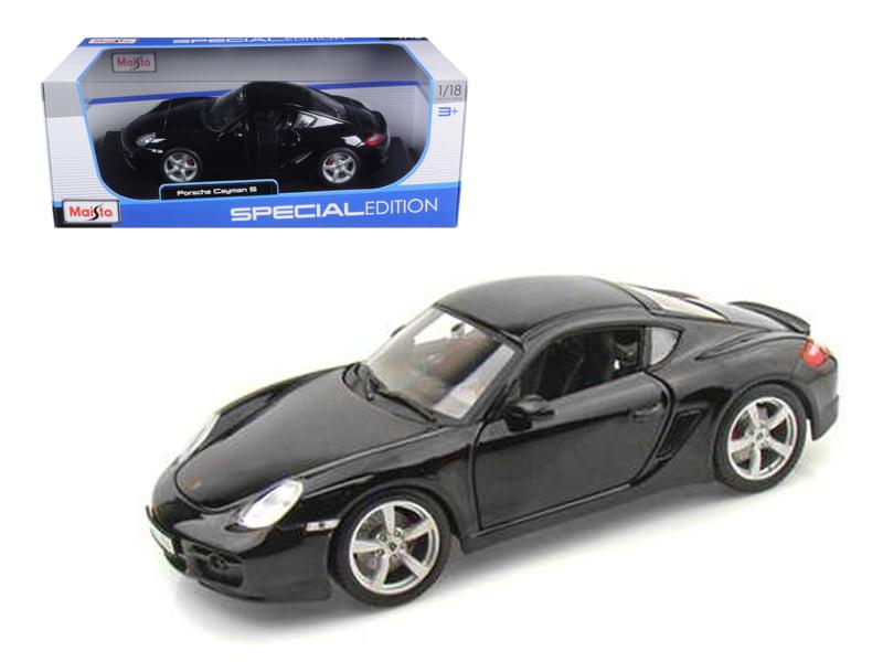 Porsche Cayman S Black 1 18 Diecast Model Car by Maisto by Diecast Dropshipper