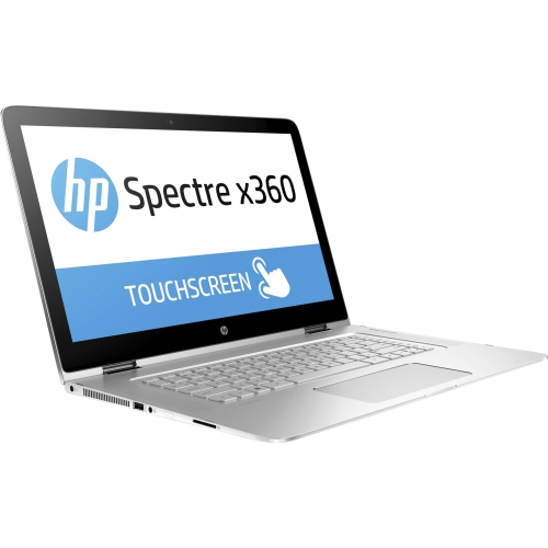 "HP Spectre x360 15-ap000 15-ap012dx 15.6"" Touchscreen (In-plane Switching (IPS) Technology) 2 in 1 Notebook - Refurbished - Intel Core i7 (6th Gen) i7-6500U Dual-core (2 Core) 2.50 GHz -"