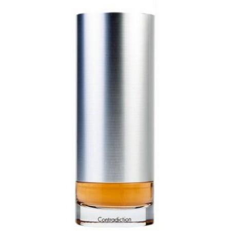 2 Pack - Contradiction By Calvin Klein Eau De Parfum Spray for Women 3.4