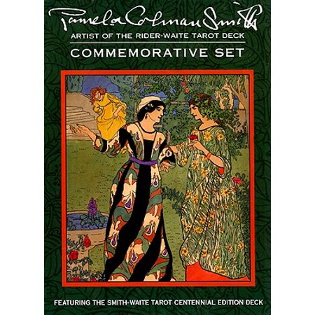 Pamela Colman Smith Commemorative Set (Smith Sonnenbrillen Pivlock)