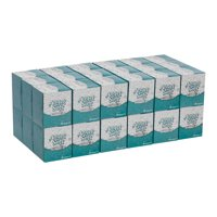 Georgia-Pacific Angel Soft 2-Ply Facial Tissue, Cube Box, 46580, 36 Boxes per Case