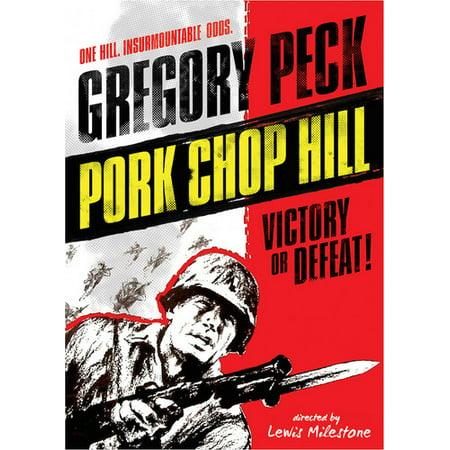 Glaze Pork Chops - Pork Chop Hill (DVD)
