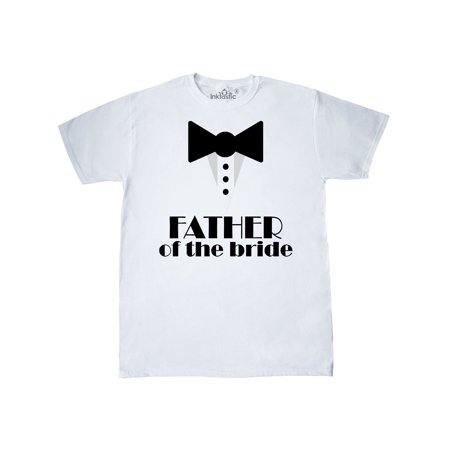 Father of the Bride Funny Wedding T-Shirt