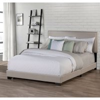 Deals on Hillsdale Willow Queen Upholstered Bed
