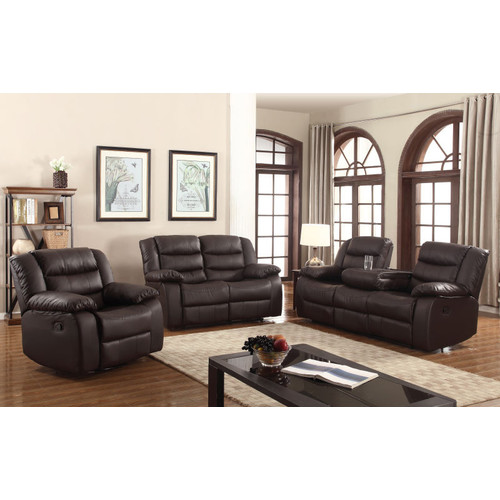 Merveilleux Red Barrel Studio Hamlin 3 Piece Living Room Set