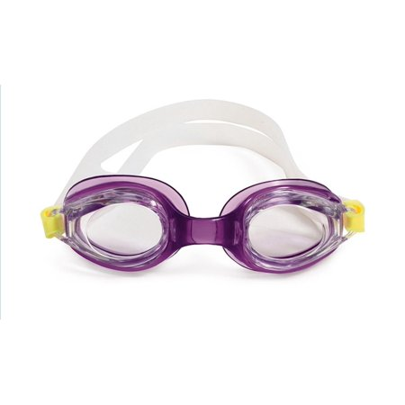 Vantage Competition Light Purple Adjustable Swimming Pool Goggles