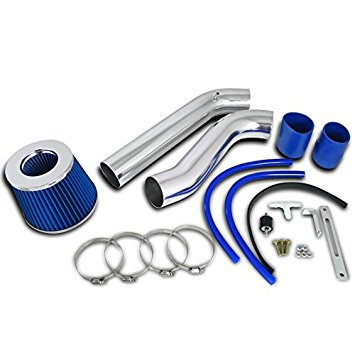 Spec-D Tuning AFC-CV92BL-AY Honda Civic SOHC del Sol Cold Air Intake Induction+Filter