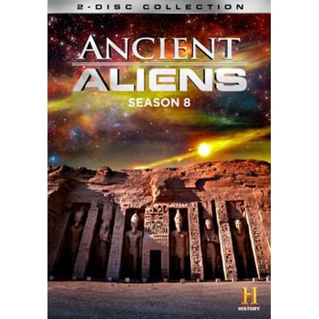 Ancient Aliens: Season 8 (DVD)