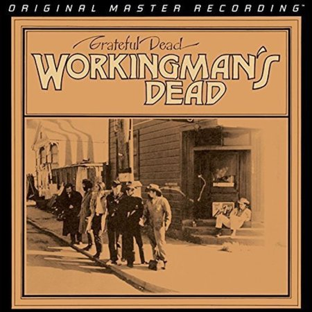 Workingman's Dead (Vinyl) (Limited Edition) (Achmed The Dead Terrorist Christmas Special Full)
