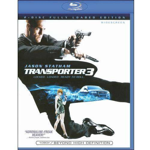 Transporter 3 (Blu-ray) (Widescreen)