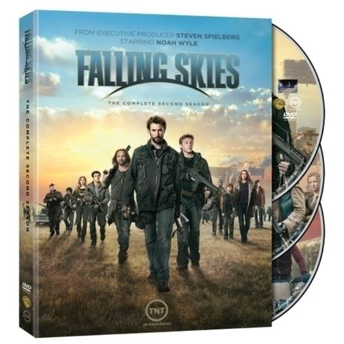 FALLING SKIES-COMPLETE 2ND SEASON (DVD/3 DISC)