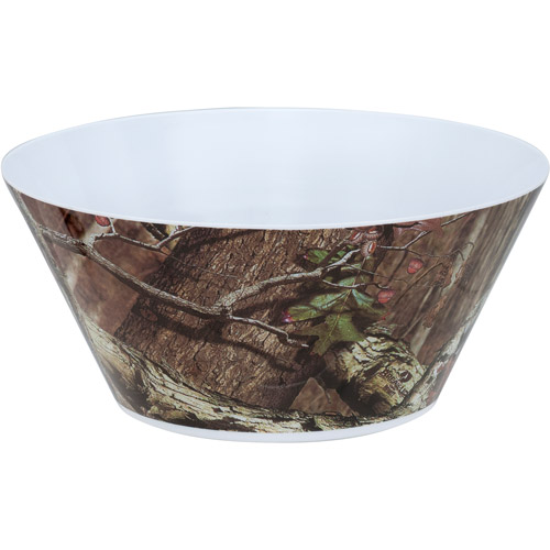 Mossy Oak Party Bowl