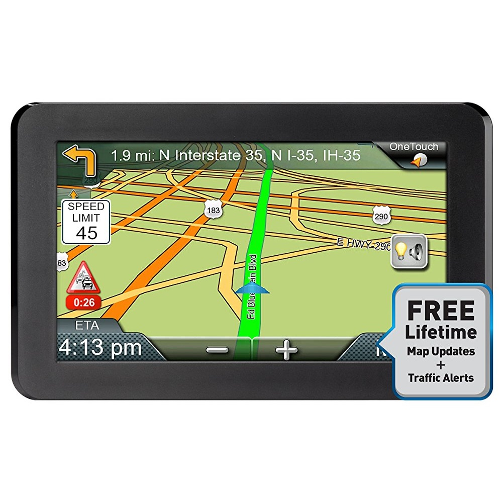 "Magellan RM9416SGLUC RoadMate 9416T-LM 7"" GPS Device with Free Lifetime Maps & Traffic Updates by Magellan"