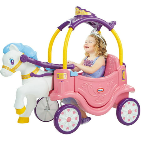 Little Tikes Princess Horse and - Dazzle Carriage