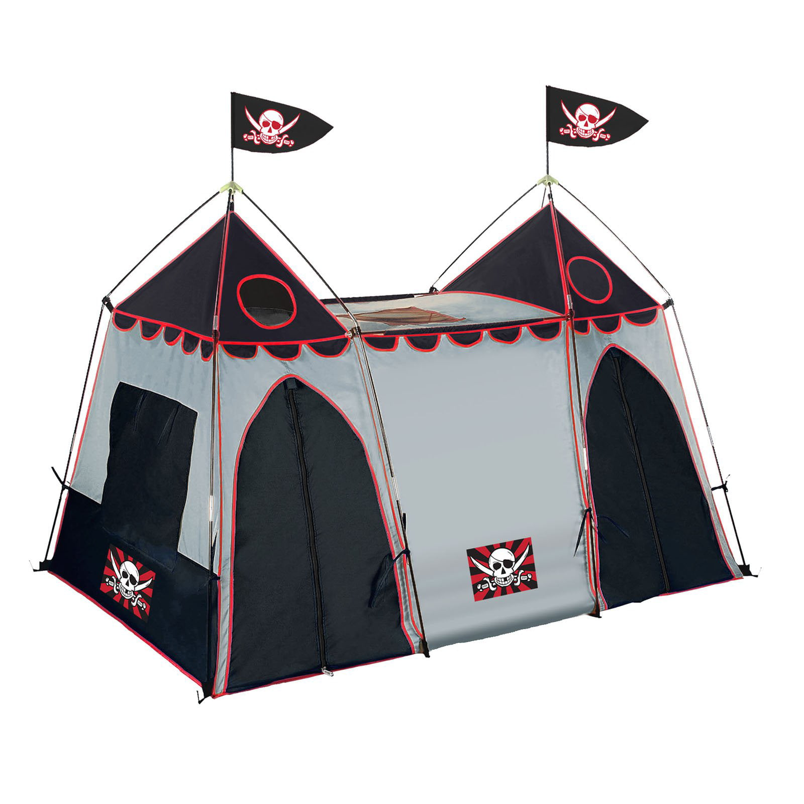 GigaTent Pirate Hide-Away Play Tent by GigaTent