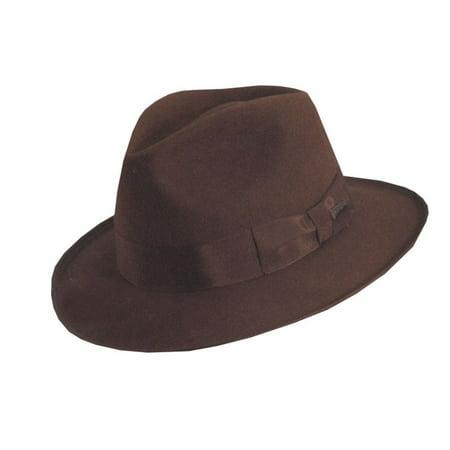 Home Depot Halloween Clearance (Indiana Jones Deluxe Fedora Hat)