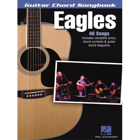 Guitar Chord Songbook Book - Eagles - Guitar Chord Songbook - eBook