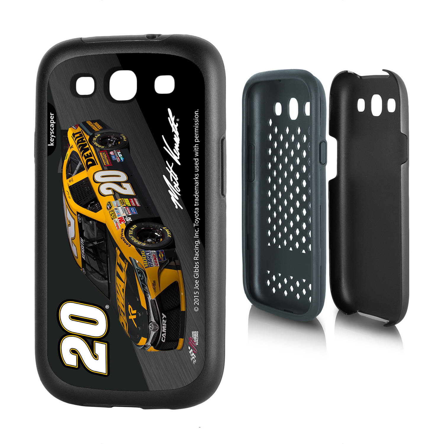Matt Kenseth #2 Galaxy S3 Rugged Case