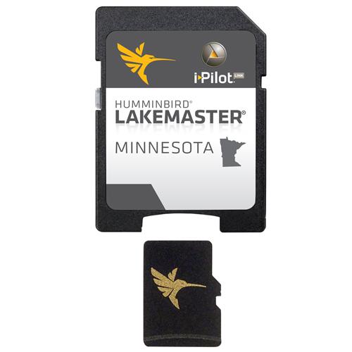 Humminbird 600021-5 LakeMaster Chart Minnesota Ver 7 w/ Scrollable List