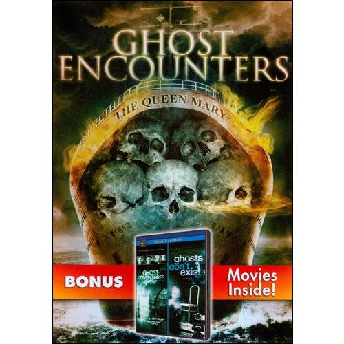 3-Film Ghost Hunters Collection: Ghost Adventures / Ghosts Don't Exist / Ghost Encounters: The Queen Mary (Widescreen)