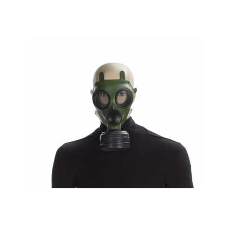 GAS MASK](Leprechaun Mask)