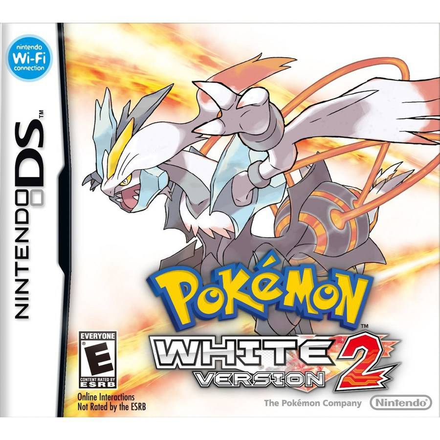 Pokemon White Version 2 (DS)