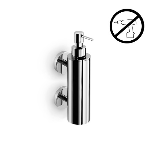 ws bath collections duemila wall mount soap dispenser