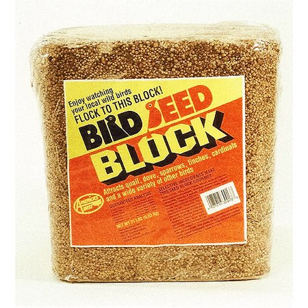 ARIZONA'S BEST BIRD SEED BLOCK