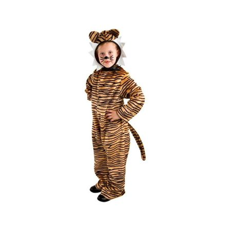 Child Tiger Costume (Cat Tiger Costume)
