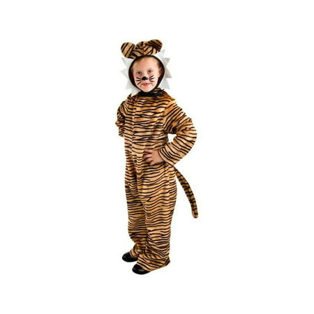 Child Tiger Costume - Cat Tiger Costume