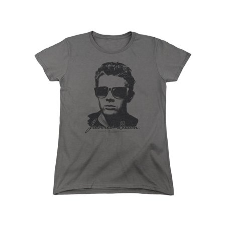 James Dean Icon Movie Actor Shades Women's T-Shirt