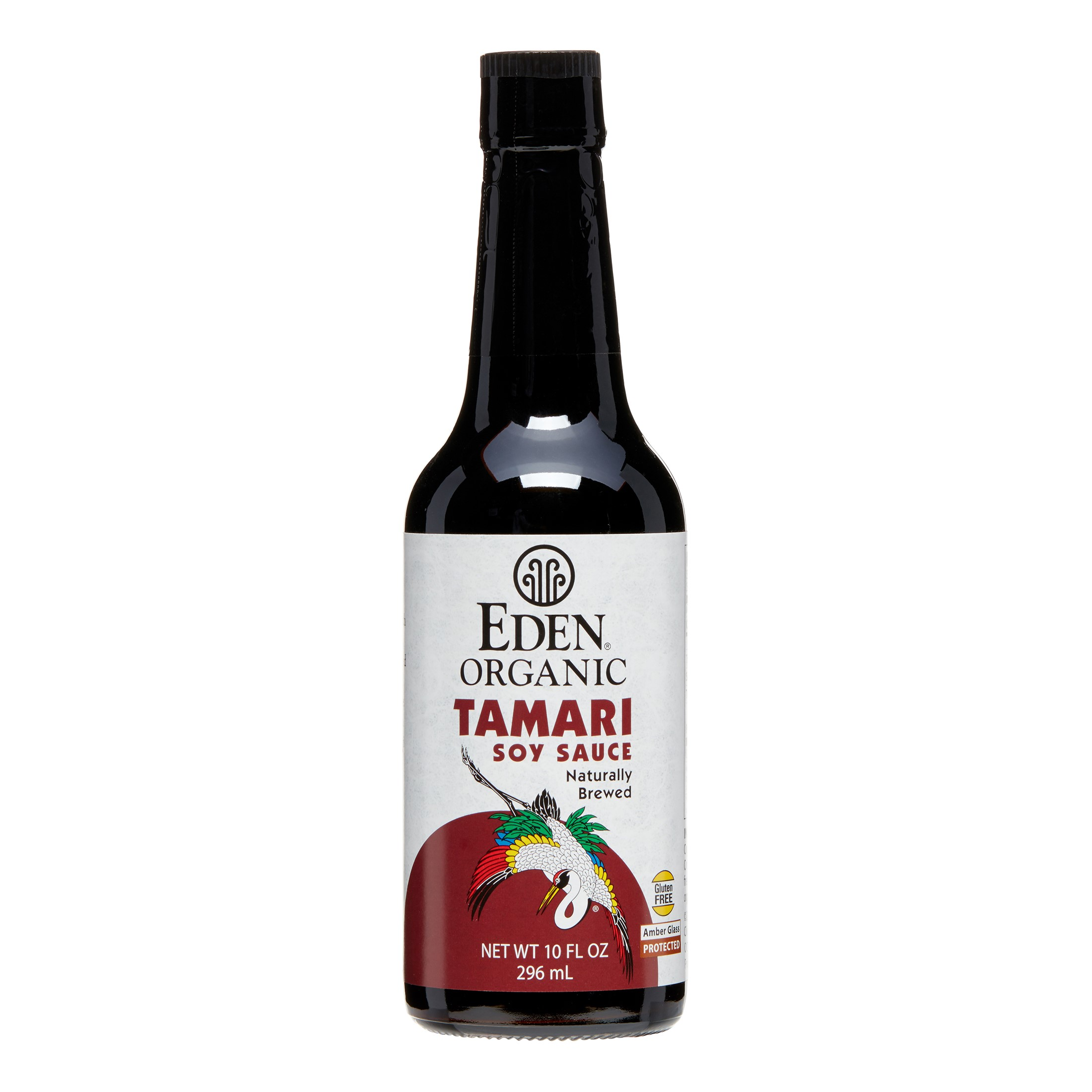 Eden Foods Organic Naturally Brewed Tamari Soy Sauce, 10 fl oz by Eden Foods