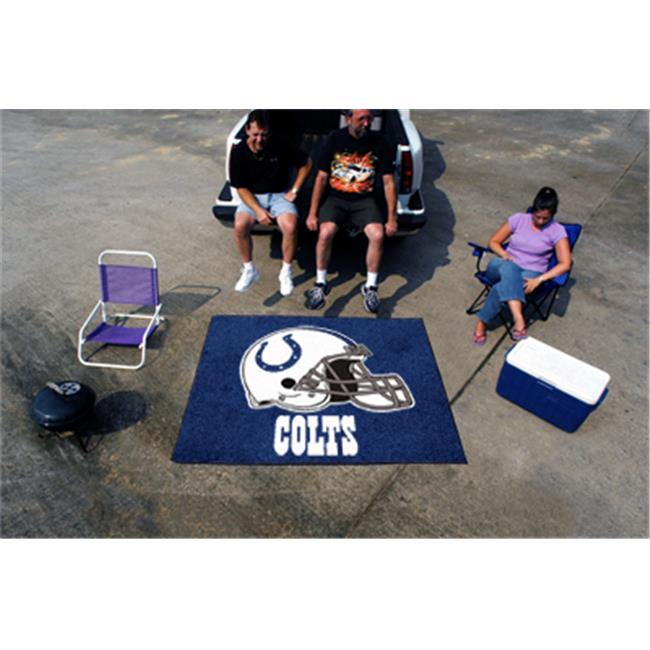 FANMATS 5751 Indianapolis Colts Tailgater Rug 60 in.72 in.